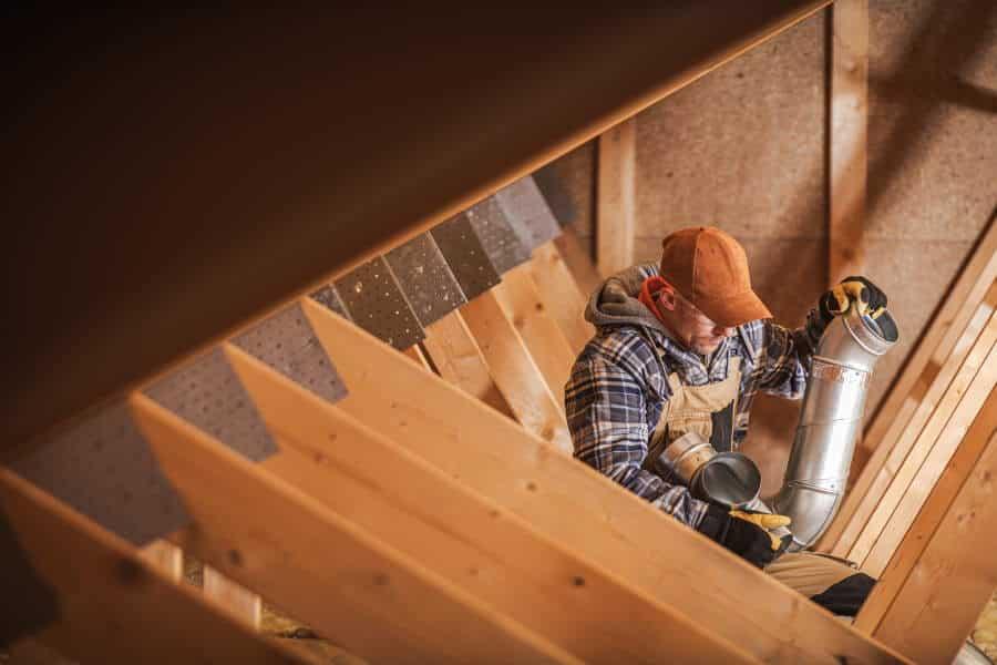 ventilation help prevent termite incursions